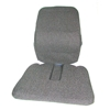 Sacro-Ease Trimet Backrest with Coccyx Cut-out for Transit and Truck Drivers