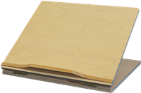 Large Adjustable Slant Board Writing Slope