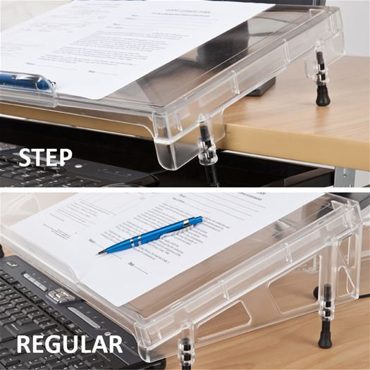 Microdesk Replacement Sides, Set of 2, No Feet