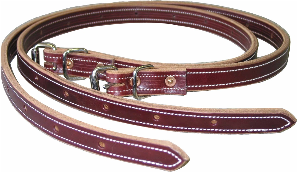 Extension Straps for Morgan Harness, Leather