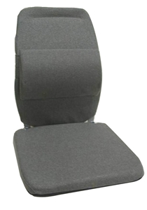 Sacro-Ease BRSCM Back Rest with Deluxe Seat