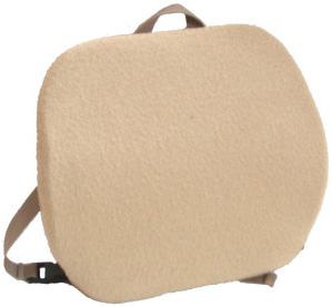 McCarty's Sacro-Ease Keri Cush Back Rest