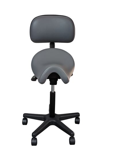 Aussie Bambach Saddle Seat with Small Backrest *CLEARANCE*