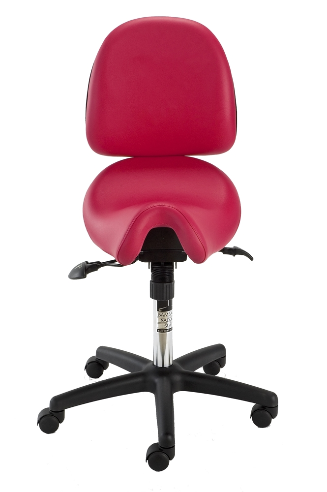 Aussie Bambach Saddle Seat with Backrest