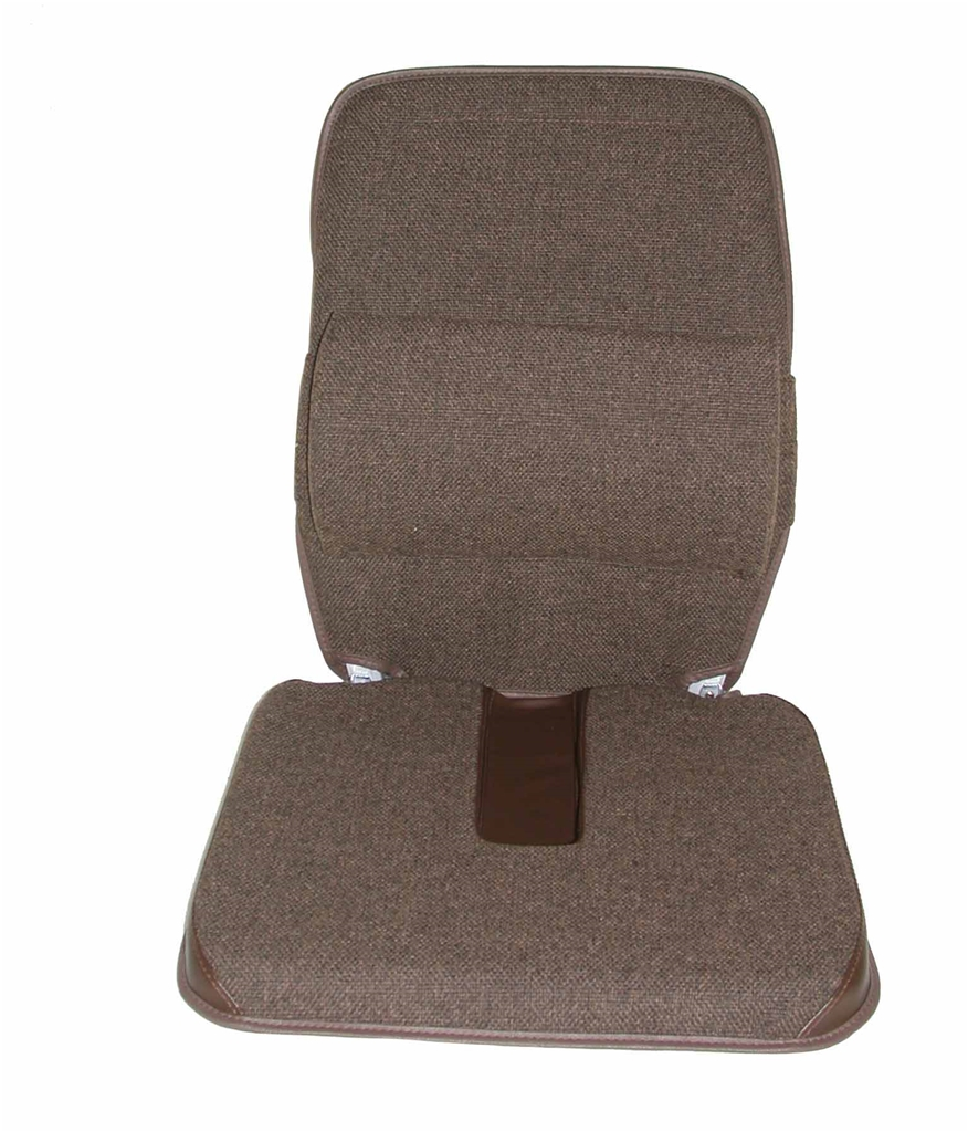 Sacro-Ease Deluxe Memory Foam Back Rest, Tall and Deep 24/18
