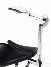 ErgoRest Right Arm for Salli Saddle Seats
